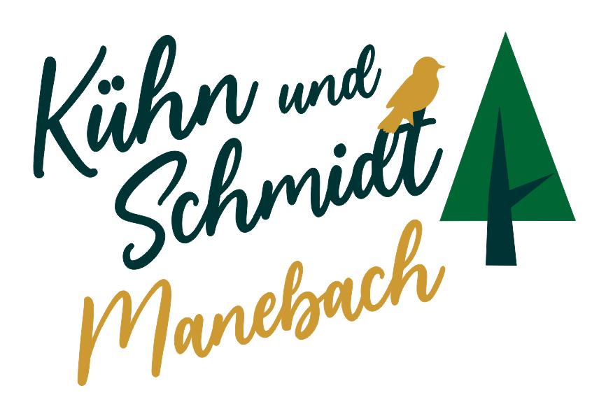 Ferienwohnungen Kühn Manebach Logo